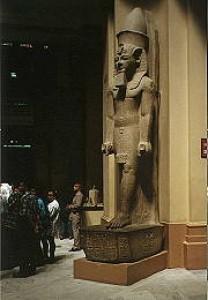 Egyptské památky